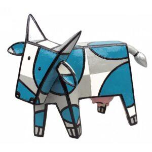beeld vrolijke koe jacqueline schafer