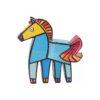 beeld vrolijk paard jacqueline schafer