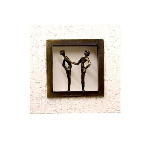 In overeenstemming (wanddecoratie) 1