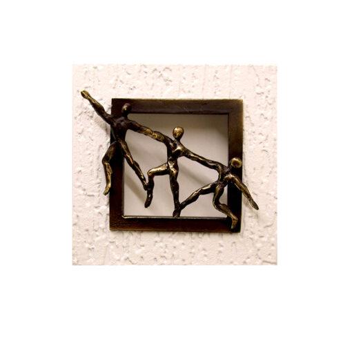 Samengaan (wanddecoratie) 1