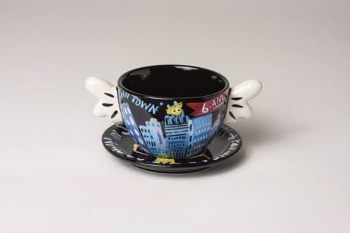 Coffee Cup Black 1