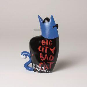 Big City Cat Blue - Dean