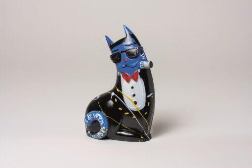 Big City Cat Blue - Frank 1