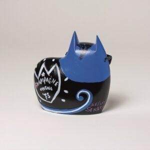 Big City Cat Blue - Sammy
