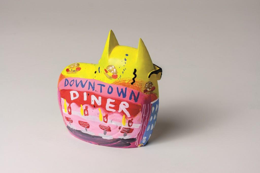 Big City Cat Yellow - Nino