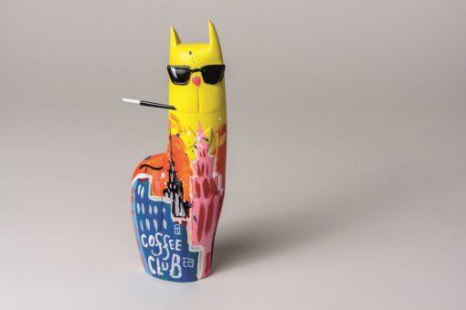 Big City Cat Yellow - Gianni 1