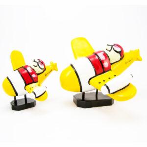 herman-brood-3d-beeld-red-baron