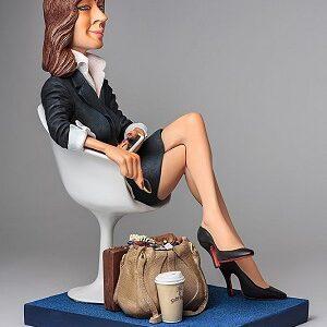 the businesswoman