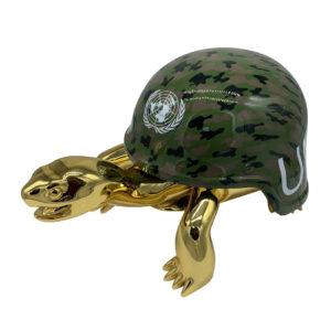 vanapple golden peace turtle