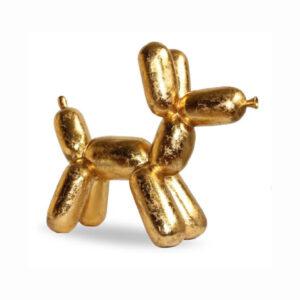 Balloon dog gold